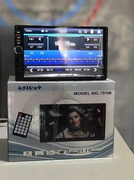 """Radio pantalla tactil 7"""""""