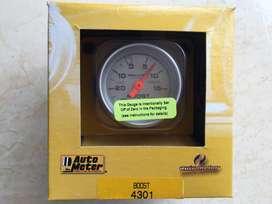 Medidor de presión turbo