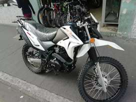 Moto Ranger gy200