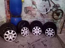 Llantas 15 Peugeot