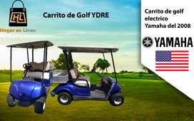 Carrito de Golf Electrico Yamaha