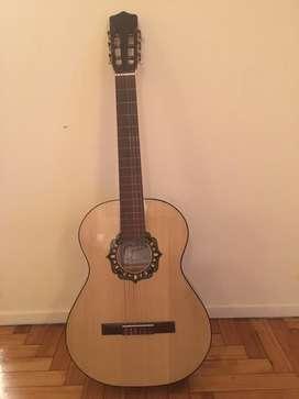 Guitarra acustica Fonseca Nada de uso