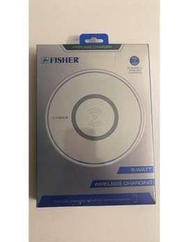 Cargador inalámbrico Fisher Qi