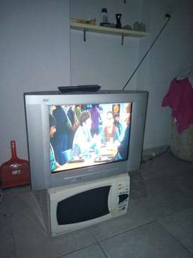 Tv Color con Control Remoto