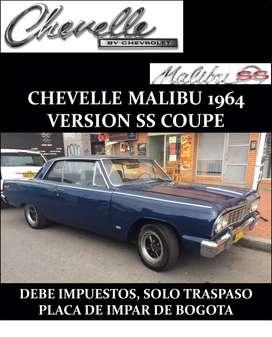CHEVELLE MALIBU 1964