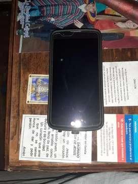 Vendo celular LG k10 impecable