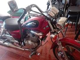 Moto gz 150 en óptimas condiciones
