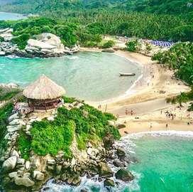 Tours por la perla del caribe Santa Marta