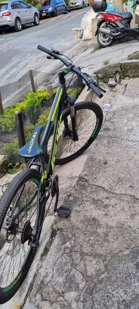 Bicicleta GW