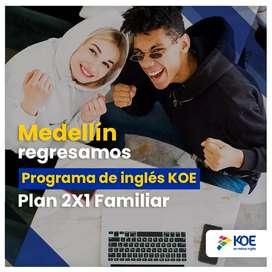 Koe es hablar ingles