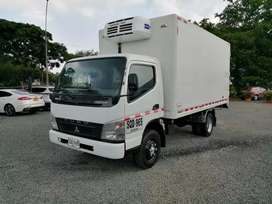 Mitsubishi fuso 2016 thermo king excelente estado