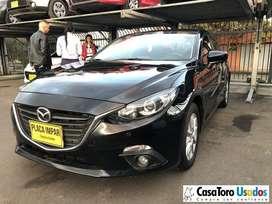 Mazda 3 Touring At 2000cc 2015