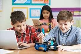 Dicto clases de ingeniería electrónica para jóvenes.