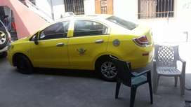 Taxi de naranjal