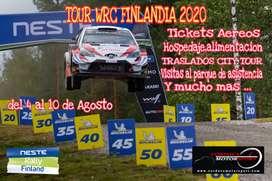 TOUR WRC FINLANDIA 2020