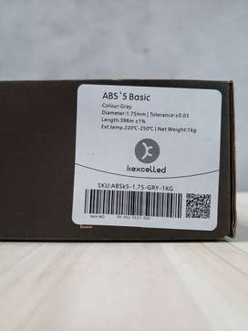 FILAMENTO ABS 1.75MM 1KG