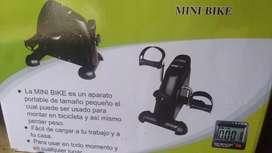 Mini bike estática y portátil