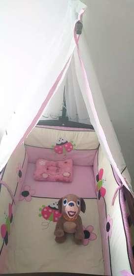 Cama cuna para bebe