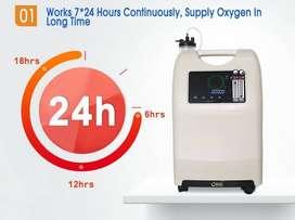 Concentrador Oxygen 10 Lt/min OLIVE