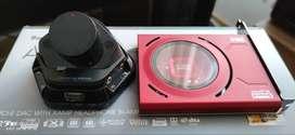 Creative Sound Blaster Zx usada en perfecto estado