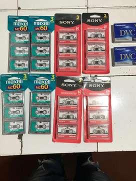 Micro Cassete Y Vidio Cassete