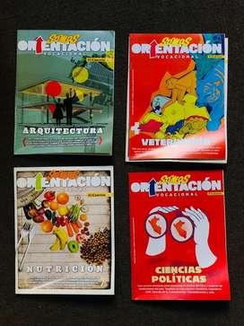 Revistas Orientacion Vocacional suplemento de SOMOS del diario El Comercio