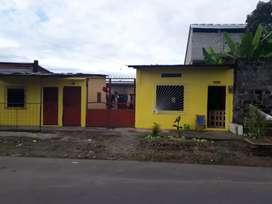 Se vende casa Rentera de 4 piezas