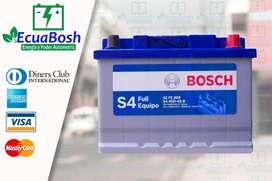 Baterías Bosch S4 Full Equipo.