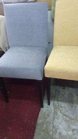 Vendo sillas y materas