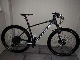 Bicicleta Scott Scale 980 - 2019 Aro 29 L Sram 1x12 Tubeless