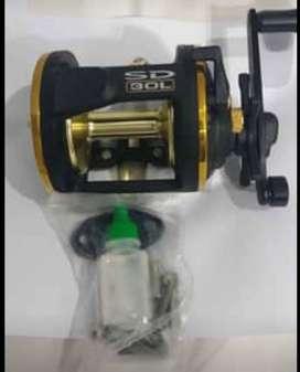 Vendo Reel Okuma SD 30L, Nuevo sin uso