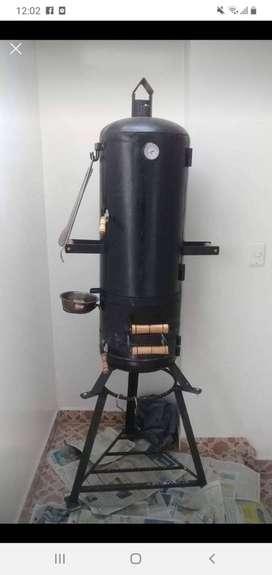 Asador de Carne a la llanera  en San Luis Bucaramanga