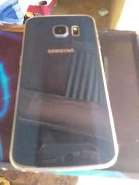 Vendo Samsung s6edge