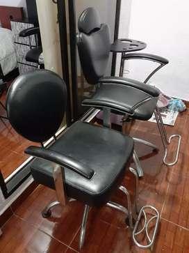 Muebles para peluqueria