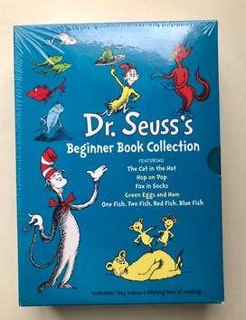 Set Libros Dr Seuss x 5 en ingles (libros infantiles)