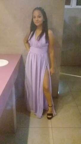 Vestido de recepción o de quinceañera