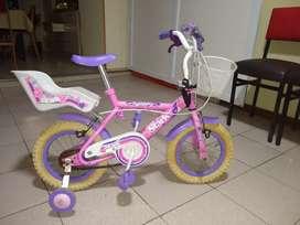 Bicicleta nena Stark rodado 12 nena