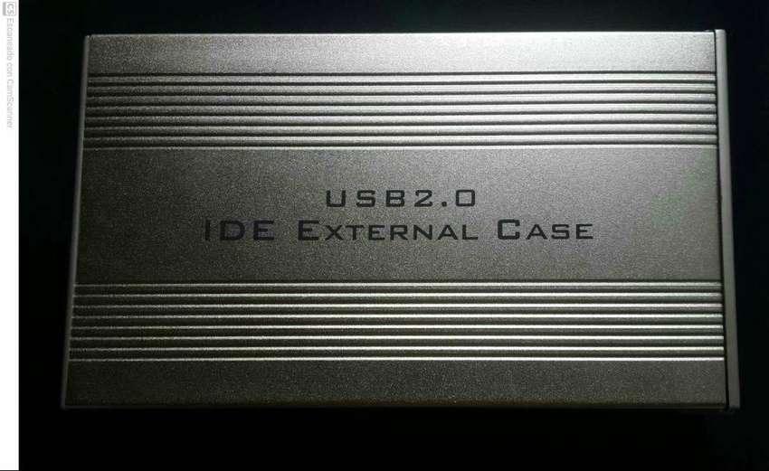 Disco Duro portátil USB 80 GB