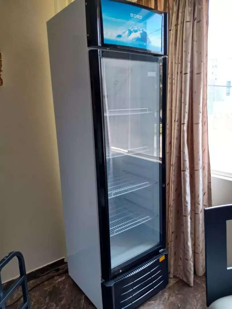 Congeladora moderna