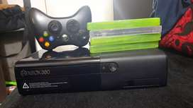 XBOX 360 SUPER SLIM ORIGINAL