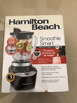 Batidora Smoothie Smart Hamilton Beach