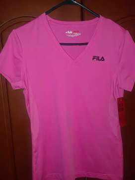 Camiseta FILA SPORTS TALLA SMALL