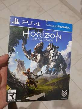 Horizont zero down original ps4