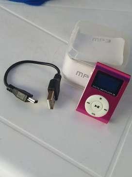Vendo MP3 completamente nuevo