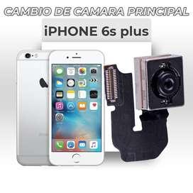 ¡Cambio Cámara Principal Iphone 6S Plus!