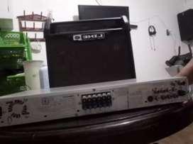 Vendo Home theater dvd con un parlante sin control