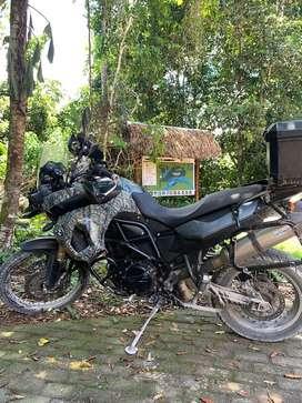 se vende moto BMW 850 GS adventure