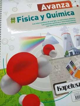 Libro avanza fisica y quimica