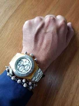 Reloj cronografo technomarine sport Corona de rosca