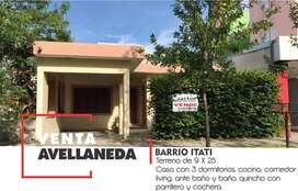 Casa en Barrio Itati (Avellaneda)